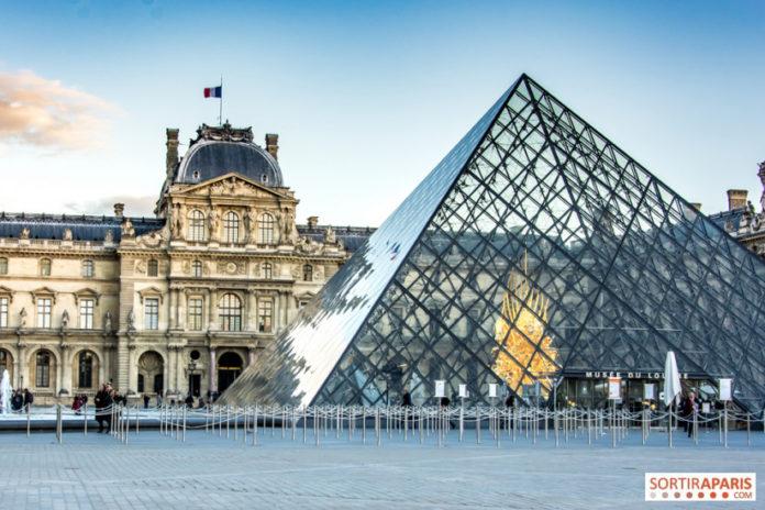 Protestele din Franţa, ţine Muzeul Luvru cu uşile închise