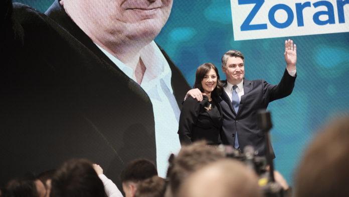 Social-democratul Zoran Milanovic câștigă alegerile prezidențiale