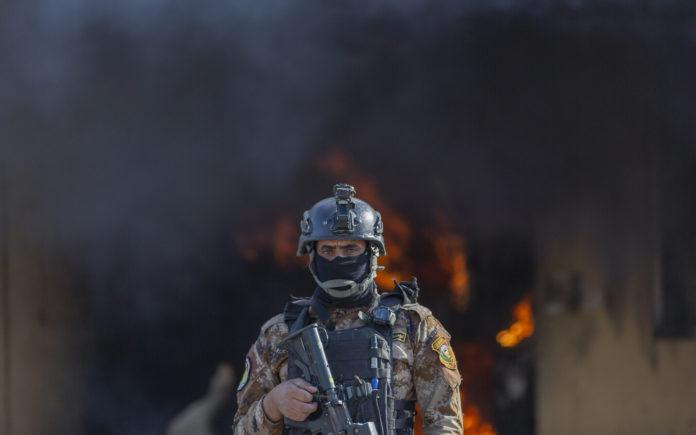 Un nou atac al ambasadei SUA din Irak