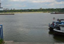 Navele sunt în pericol după ce cotele Dunării au scăzut