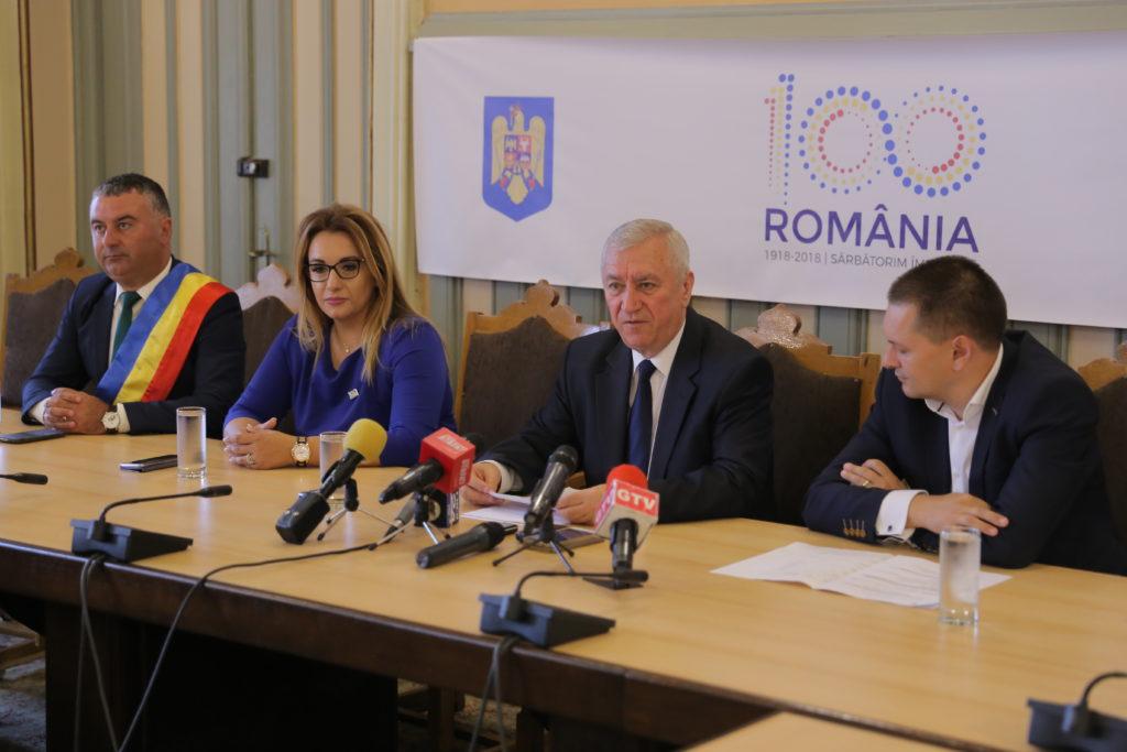 CJ Dolj a obţinut, în iulie 2018, fonduri europene pentru modernizarea a 12 km din drumul județean 561B Segarcea - Zăval