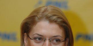 PNL o va propune pe Alina Gorghiu pentru șefia Senatului