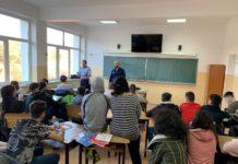 Acţiuni de prevenţie în şcoli din Vâlcea