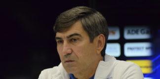 Victor Pițurcă nu a mai dorit să rămână la Universitatea Craiova pentru că nu a primit jucătorii solicitați (Foto: Alex Vîrtosu)