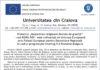 """Proiectul """"Moştenirea religioasă dincolo de graniţă"""" - cod ROBG - 509 -este cofinanţat de Uniunea Europeană prin Fondul European pentru Dezvoltare Regională în cadrul programului Interreg V-A România - Bulgaria"""