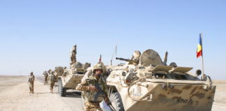 Militarii români vor fi evacuați din Irak