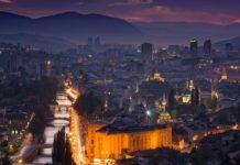Poluarea atmosferică este la un nivel ridicat în Cantonul Sarajevo