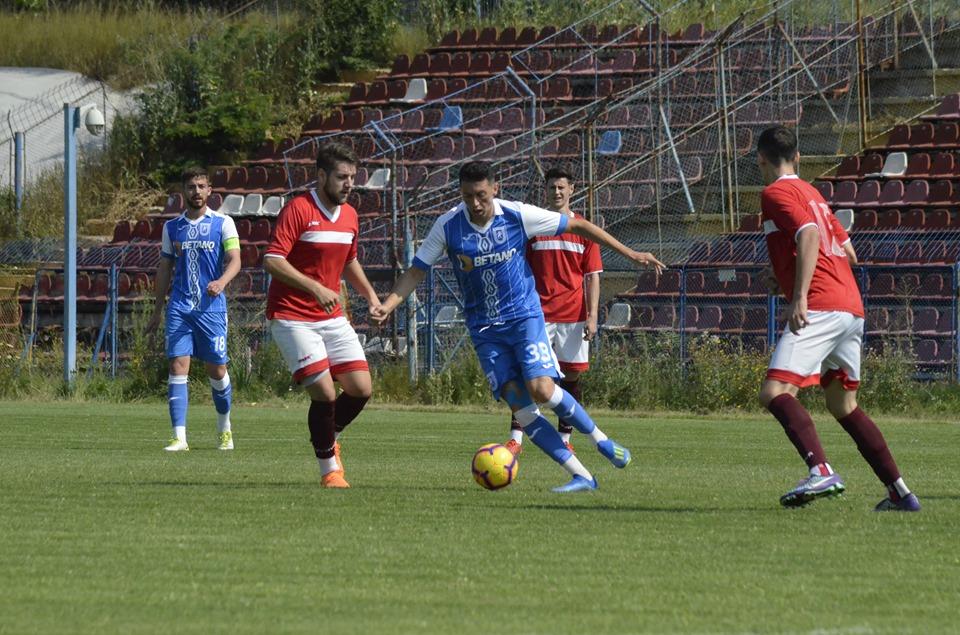 Alin Țegle va fi o pierdere mare pentru echipa secundă a Universității Craiova (Foto: Alex Vîrtosu)