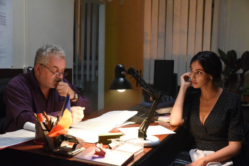 Teodor Corban si Madalina Ghenea
