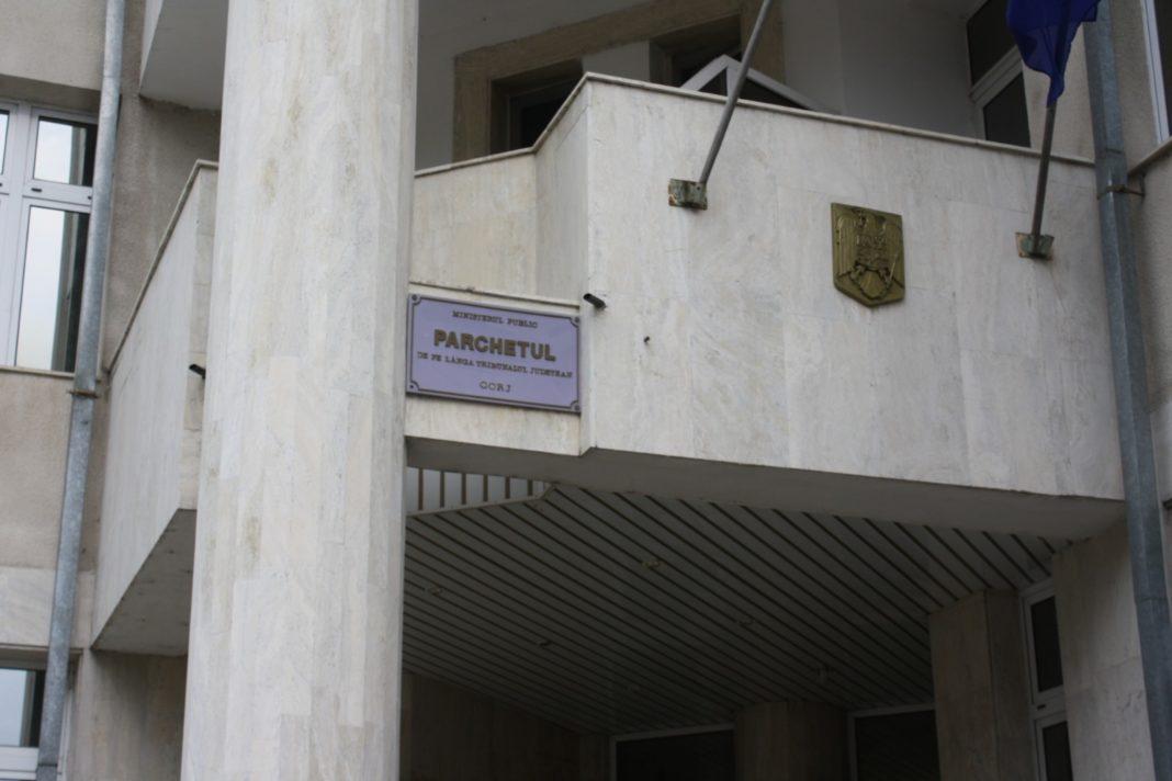 Gorj: Proteste și suspendarea activității la Parchetul Județean