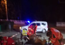 Accident rutier cu patru victime la Târgu Jiu