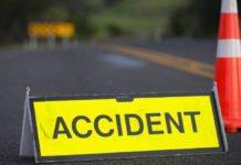 Grav accident pe dealul Stârmina. Două persoane, încarcerate