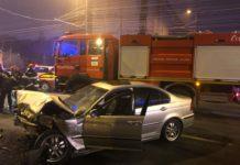 Şase tineri au fost răniţi în urma unei curse ilegale