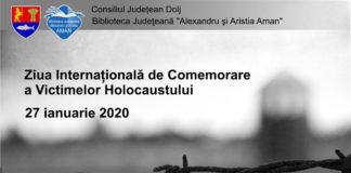"Expoziția documentară ""In Memoriam Benjamin Fondane"", la ""Aman"""