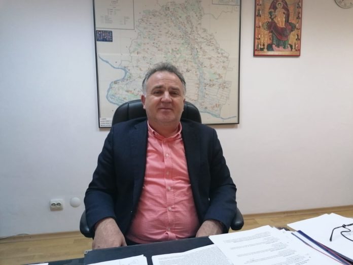 Alexandru Gîdar, inspector şcoar general adjunct la ISJ Dolj