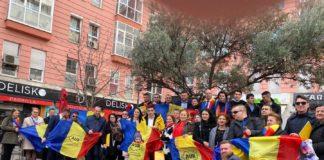 Alianța pentru Unirea Românilor s-a lansat și în Spania
