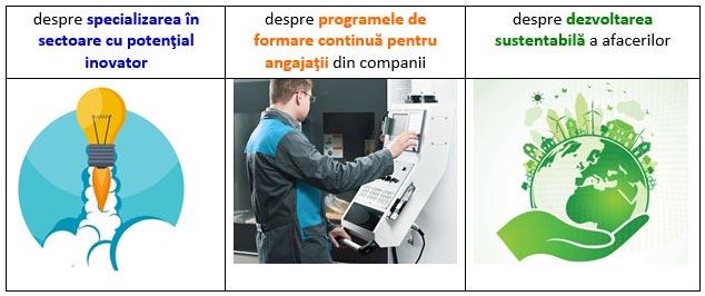 Îmbunătățirea nivelului de cunoștințe pentru angajații din România