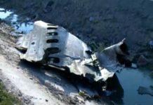 Avionul de pasageri doborât lângă Teheran: Victimele ucrainene au fost repatriate