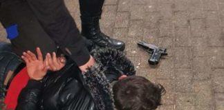 Un bărbat a ameninţat medicii de la Spitalul Judeţean Constanţa cu un pistol