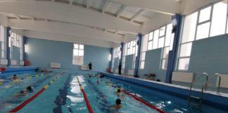 Colegiul Naional Carol I a inaugurat bazinul de înot, dar acesta nu e dat în uz elevilor