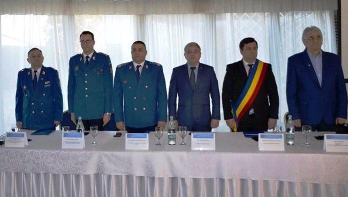 Jandarmeria Gorj și-a prezentat bilanțul