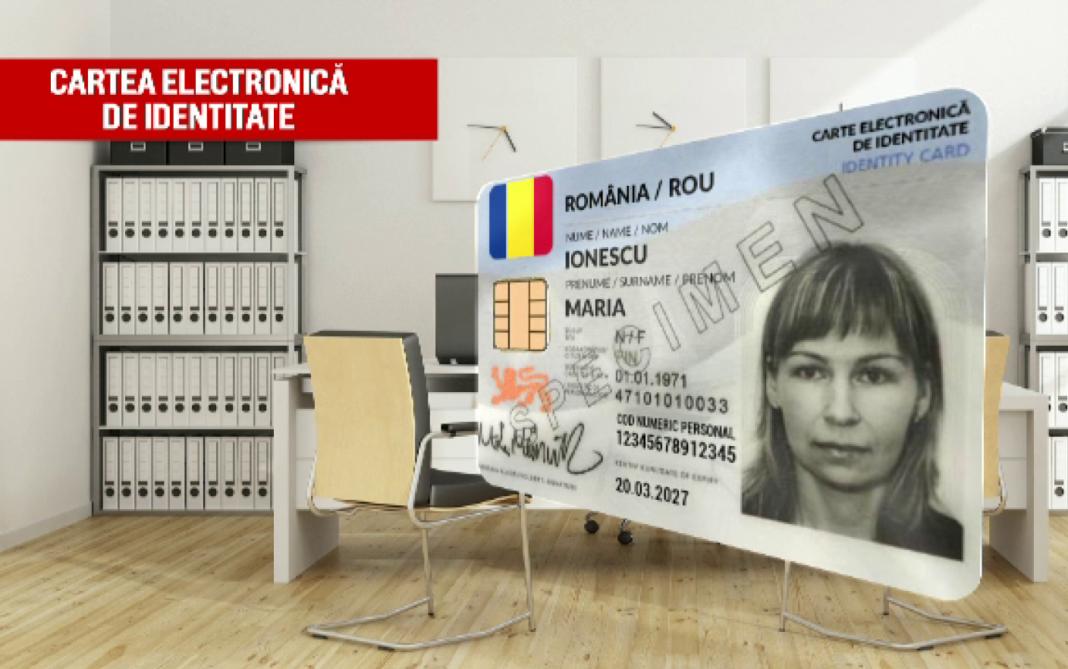 Legea privind intoducerea cărţilor electronice de identitate de la 12 ani, promulgată