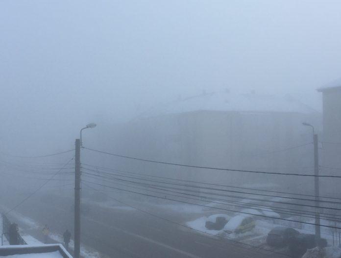 Alertă ANM: Cod galben de ceaţă în județele Gorj și Vâlcea