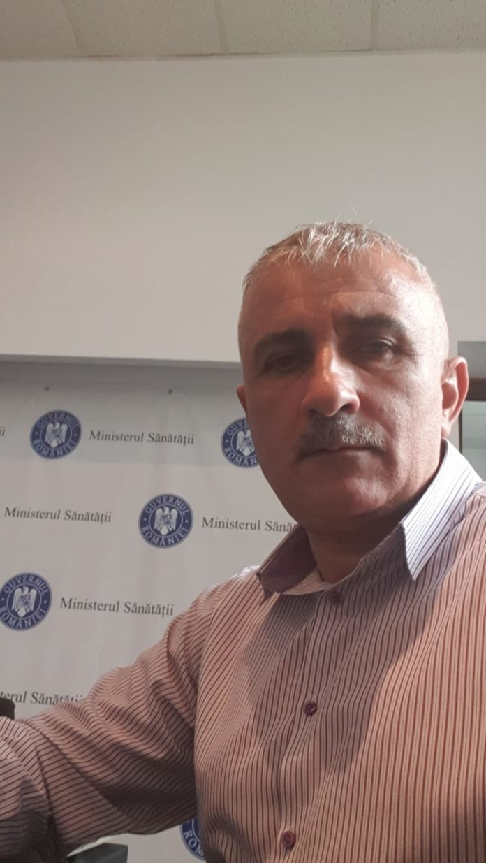 Sindicalistul Cristi Aldescu a anunțat că va candida la șefia Spitalului Județean