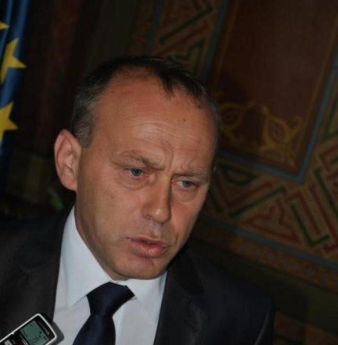 Noul subprefect Virgil Drăgușin, instalat în funcție