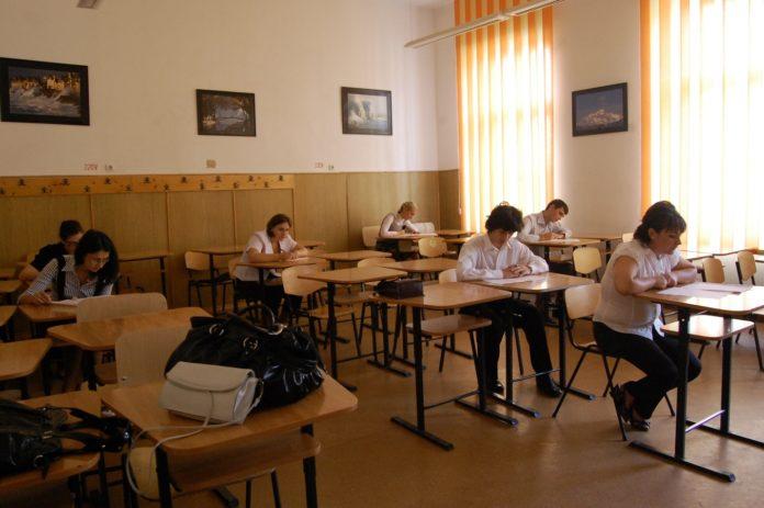 Ministerul Educaţiei face precizări despre simularea elevilor de clasa a VII-a