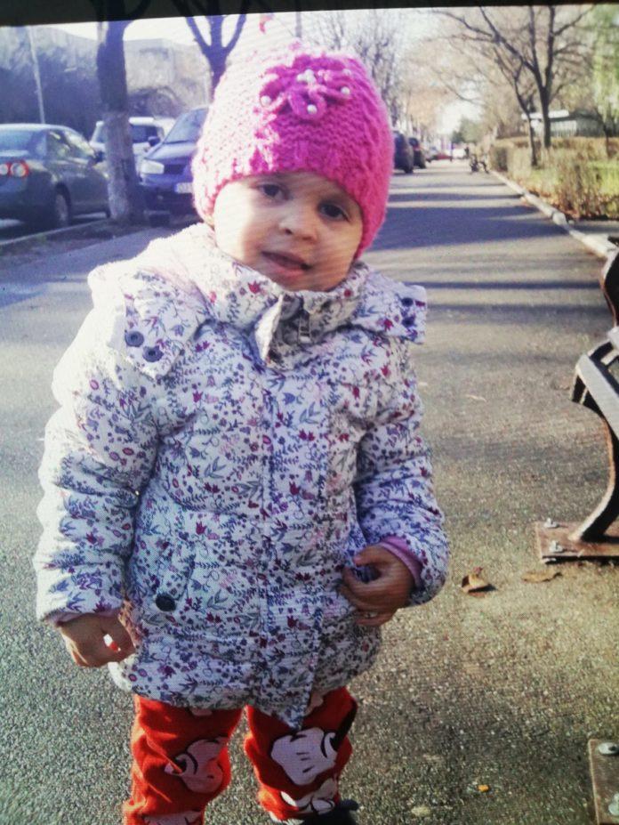 Popescu Sofia Mihaela Oana este fetiţa dispărută