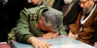 Înmormântarea generalul iranian Qasem Soleimani, amânată