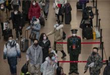 Milioane de oameni sunt acum în carantină în China, în propriile orașe.