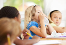 Cursuri suspendate la clasa pregătitoare într-o școală din Slatina după confirmarea a două cazuri de gripă