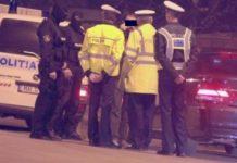 Se dădeau drept polițiști și jefuiau străini