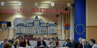 Președintele CJ Dolj, Ion Prioteasa, și conducerea Aeroportului Craiova s-au întâlnit cu echipa proiectantului desemnat să elaboreze documentația pentru demersul de extindere a aeroportului