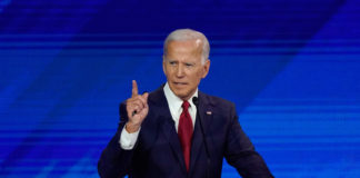 Cum este calificat Trump de către Joe Biden