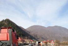 Restricţii de circulaţie pe DN7 în Robeşti