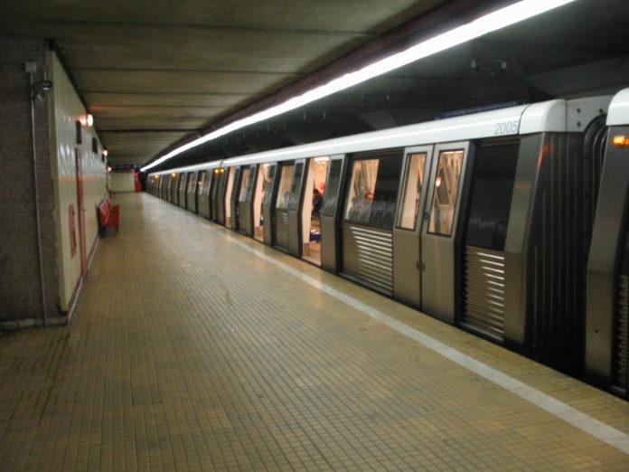 Incident la metrou. Un bărbat a încercat să se sinucidă la stația Păcii