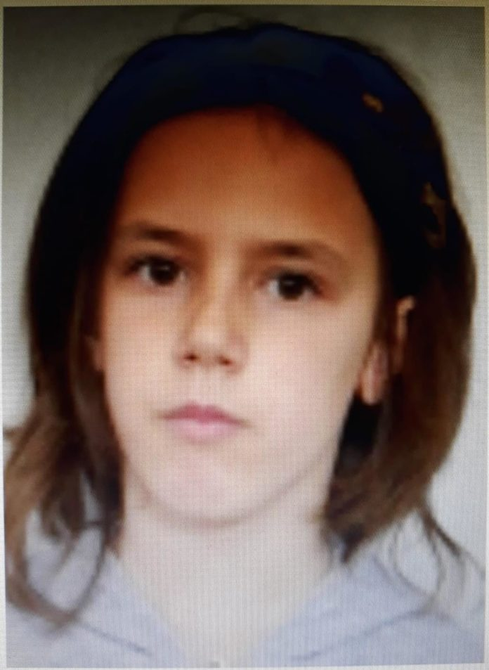 Minora dispărută de acasă a fost găsită de poliţişti
