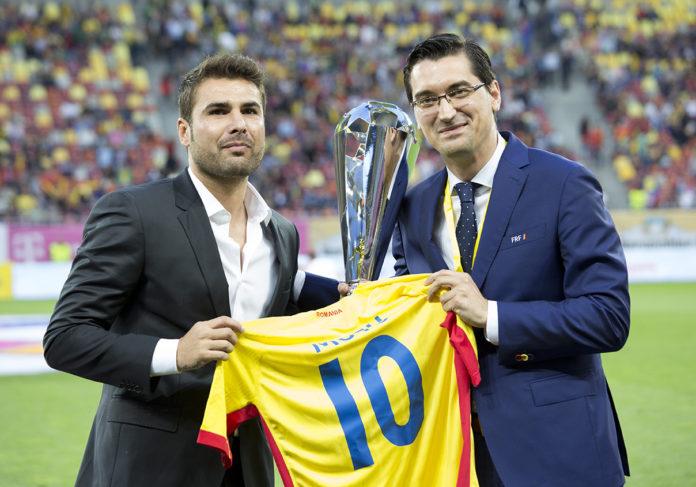 Adrian Mutu este alegerea lui Răzvan Burleanu pentru naţionala de tineret (Foto: doardinamo.ro)