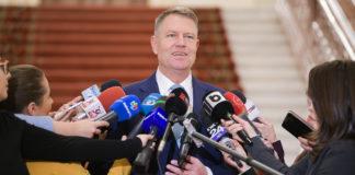 Iohannis cere Parlamentului reexaminarea legii care majorează pedepsele pentru traficul și consumul de droguri