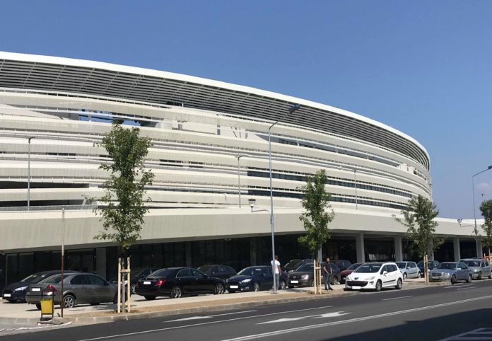 Târgu Jiu: Parcarea subterană de la Stadionul Municipal, redeschisă de astăzi