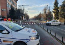 Un bărbat a amenințat că își aruncă mașina în aer într-o benzinărie din Bucureşti