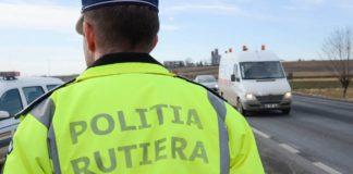 Tânăr, de 17 ani, prins de polițiști la volan fără permis auto