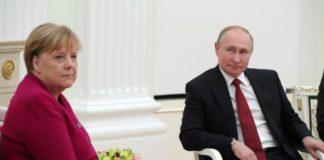 Întâlnire Putin Merkel