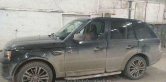 Autoturism de 90.000 de lei a fost indisponibilizat la granița cu Bulgaria