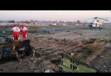 Cutiile negre ale avionului de pasageri doborât de Iran vor fi trimise în Ucraina