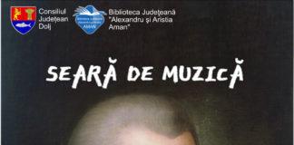 """Seară de muzică Wolfgang Amadeus Mozart la """"Aman"""""""
