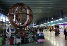 Pasageri veniţi din orasul unde a izbucnit epidemia de coronavirus au aterizat la Roma